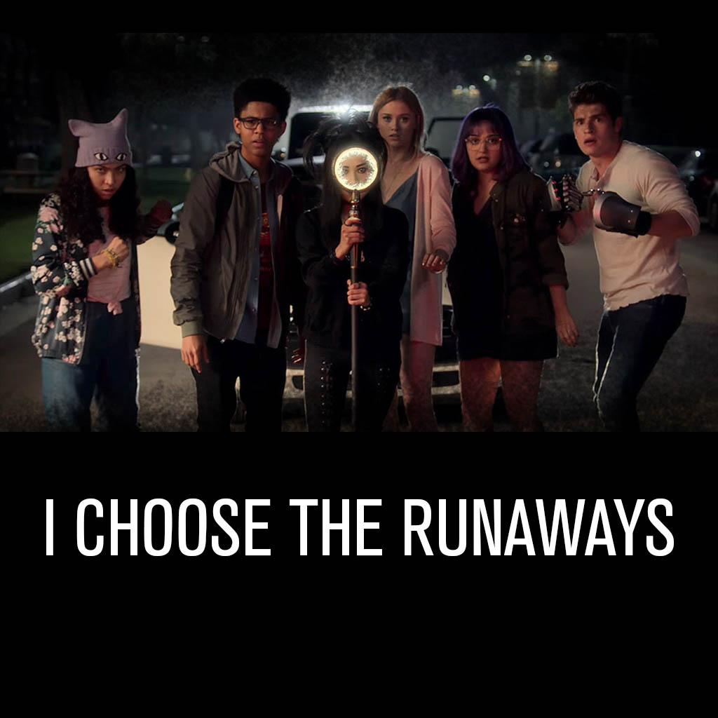 i want to know more about the runaways